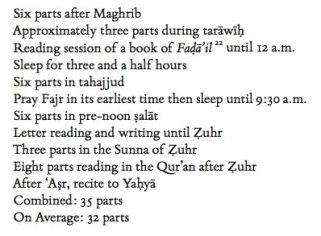 ramadan sh hadith